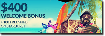 Welcome bonuses at real money mobile casinos