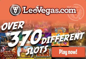 Leo Vegas Casino best online pokies bonuses